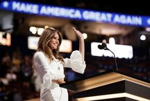 Melania Trump Gives Window Into a 'Kind and Fair' Trump During GOP Convention Speech