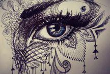 fantasie ogen