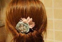great hair dos - up dos buns etc