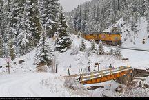 Modellismo Ferroviario - Snow Layout
