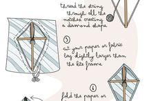 vlieger maken