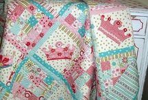 Prinsessen quilt