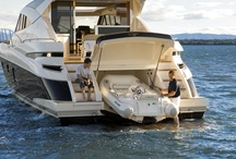Riviera Yachts / Riviera is the largest and most awarded luxury boat building company in Australia. The name Riviera is synonymous around the world with quality, style, innovation, sea keeping ability and value. Each new Riviera model offers fresh innovations in terms of design, performance and interior. Here are our favorite Riviera photos, videos and stories...