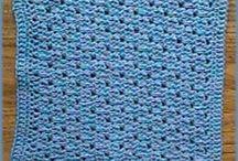 Knitting/Crochet / by Sue Gustafson