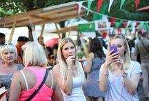 Festival del Gusto Italiano 2015 / Kampa Island