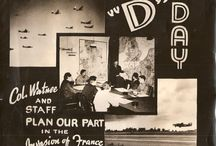 D-Day / Historical photos from the 8th Air Force on D-Day