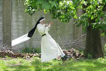 Szerzetesek - Consecrated life