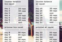 Fitness / by Andi Miller EstellasRevenge.net