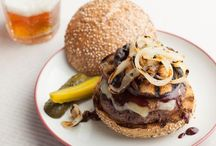 Burgers Burgers Burgers! / Awesome Burger Recipes featuring MorningStar Farms Burgers #GotItFree