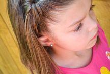 little.girl's hair do