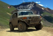 Fj Cruiser / by Andre Johnson