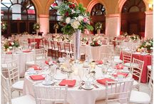 Basilica and Union Depot / Wedding at the Basilica and Union Depot in Minnesota. All floral designed by Minneapolis wedding florist, Artemisia Studios. Photos by Kelly Brown Weddings (https://www.pinterest.com/kellybrownwedd/)