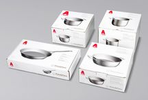 Kitchenware Packing Design