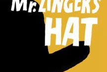 """Mr. Zinger's Hat / Educational, fun activities and materials for home and school to support and extend readings of """"Mr. Zinger's Hat"""" by Cary Fagan."""