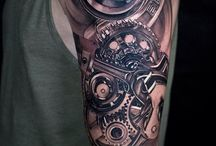 Mic tattoos