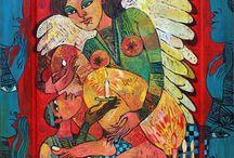 Said Ali / Paintings I love