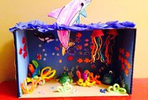 sea creatures crafts