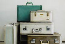 luggage / by Regina Anderson