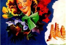 Vintage Dolomiti Poster