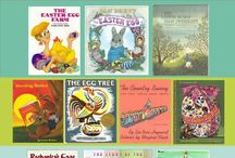 It's all about... Easter/ April Fools/ April Books / Books about Easter, April Fools and April!