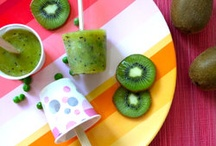 Fun Foods for Children / Encouraging children to eat their greens can be a tough task for parents, so we've put together a few ideas to help make fruit and vegetables more fun for little ones - happy healthy eating!