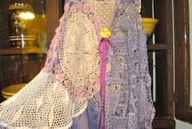 Crochet and doily clothes 3 / by Cherryl Glendening
