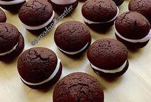 Çikolatalı kurabiye / Semadanlezzetler