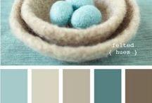 color palettes / by Samisoni Rakatia