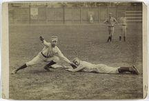 Classic baseball softball photos / Great shots from yesteryear