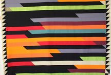 Quilts Strip and String  / by Robyn Grubb