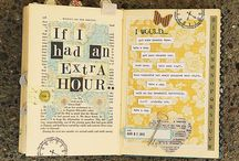 Scrapbooking - Altered  Book