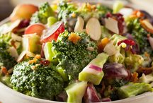 broccoli version of potato salad
