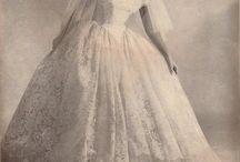 Wedding dress & ... / fashion + wedding+ fairy+ white and ...