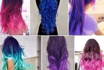 Hair colors (exotic&normal) :o