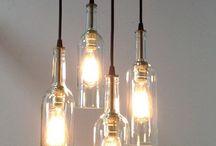 création  lampes