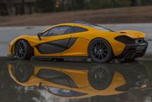 Hypercars / The cutting edge of speed and power, captured in highly detailed scale model cars.