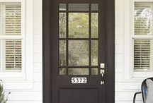 Front Door Ideas