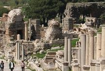 Ephesus Tour - full day / Itinerary includes The House of Virgin Mary. It is the only shrine which is visited both Muslims and Christians. The Ancient City of Ephesus which takes aprox. 2 hours.