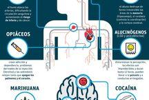 tipos de adicciones y consecuencias / este tablero trata sobre las diversas adicciones de salud ,y mentales, así como las  más generales consecuencias que ha tenido en el país y en el mundo la concepción de las mismas.
