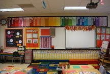 Classroom Ideas / by Cassie Kral