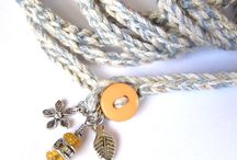 Hobbies - DIY Jewelry / by Donna Loves Yarn