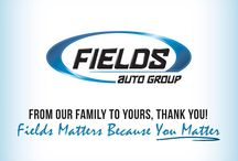 Thank you for being the best customers an Auto Group could ask for! Fields Matters Because You Matter. #NationalComplimentDay #FieldsAuto