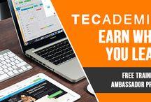Tecademics Net Training