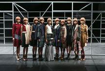 Yasutoshi Ezumi 2014AW / Mercedes Fashion Week Tokyo 2014AW collection