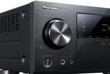 Cine en casa / Cine en casa, receptores y sistemas de altavoces