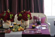 Table Settings,Tips & Centerpieces / by Carmen Buckalew