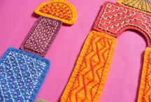 Embroidery Sampler Ideas / by Jessica Macleod
