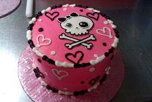 Cakes - Skulls