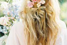ribbon & flowers♡