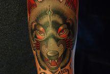 Alex Roze Tattoo